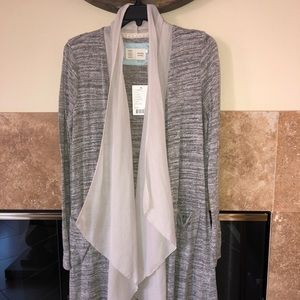 Anthropologie Brand New With Tags Cardigan